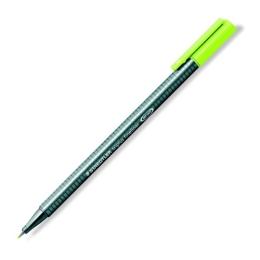 """Liner, 0,3 mm, STAEDTLER """"Triplus"""", lime zelený"""