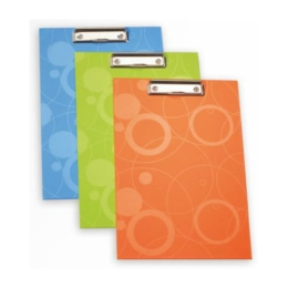 Writing Pad Neo Colori with clip A4 orange