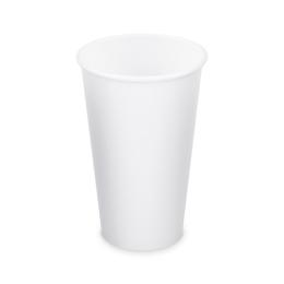 Papierový pohár biely 420 ml, L (O 90 mm) [50 ks]