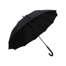 Umbrella Metro barrel, black