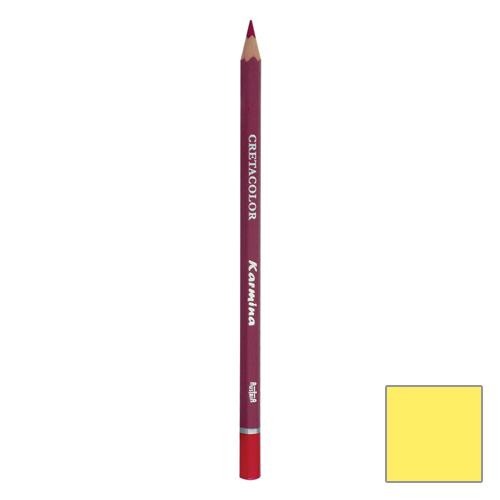 CRT pastelka KARMINA naple yellow