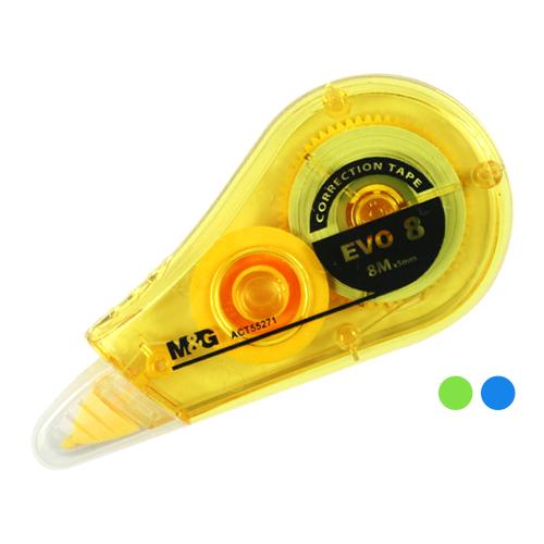 Korektor páska M&G EVO8 /5 mm x 8 m/
