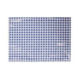 Obrus na výtvarnú výchovu 65x50 cm modro-biely