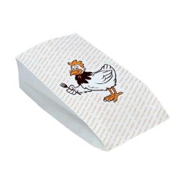 Vrecká na 1/1 grilované kura 2-vrstvé (100 ks)