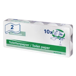 Toaletny papier HARMONY 2-vrst. 10 ks/ v bal.