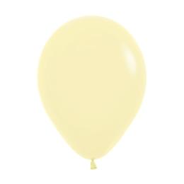 Balóny R-10 Pastel krémový 173 /100ks/