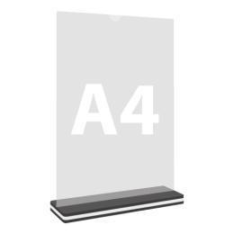 "Stojan na dokumenty ""T"", A4 210x297 mm"
