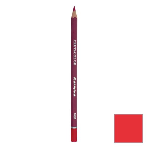 CRT pastelka KARMINA permanent red dark