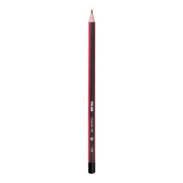 Triangular graphite pencils MILAN HB 12 pcs