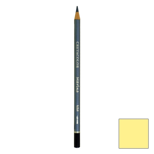 CRT pastelka MARINO yellow light