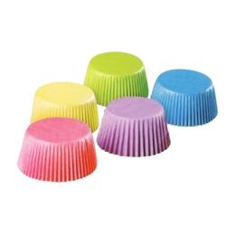 Cukr. košíčky farebné priemer 50 mm, výška 30 mm /100 ks/