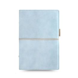 Diár Filofax Domino Soft - pastelovo modrý, osobný