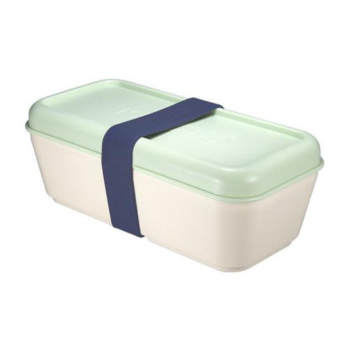 Box na desiatu MILAN 0,75 l Green
