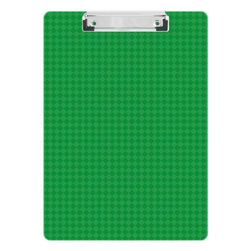 Podložka na písanie s klipom PS/A4, zelená