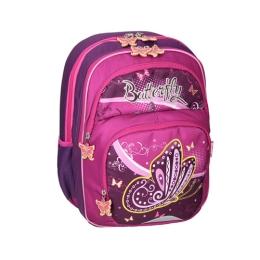 Školský batoh ergonomický, Butterfly