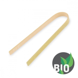 Bambusové fingerfood kliešte 10 cm, 50 ks