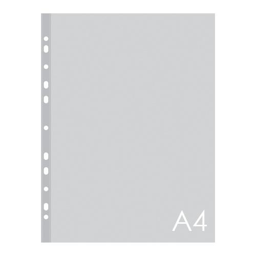Euroobal A4 32 µm transparentný, lesklý 100 ks