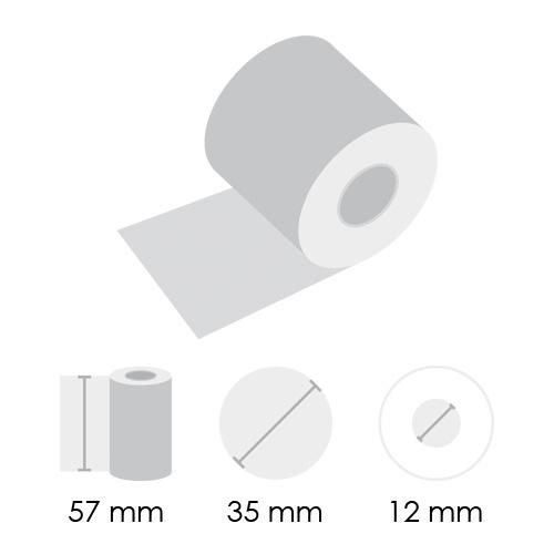 Kotúčiky TERMO 57/35/12 mm (1ks)
