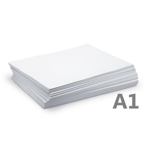Rysovací kartón 625 x 880 (A1+) 200g / 100 ks