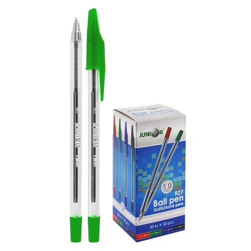 Pero guľôčkové Classic 927 - zelené