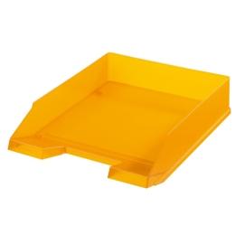 Zásuvka odkladacia - Classic oranžová - transparent.