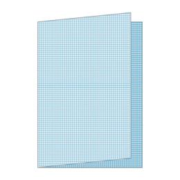 Dvojhárky štvorčekové A4 (50 ks)