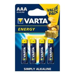 """Mikrobatérie """"Energy Alkaline"""" AAA, 4 ks"""