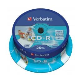 CD-R Verbatim 43432 DataLife Plus, 52x, 700 MB/80 MIN, 10-pack