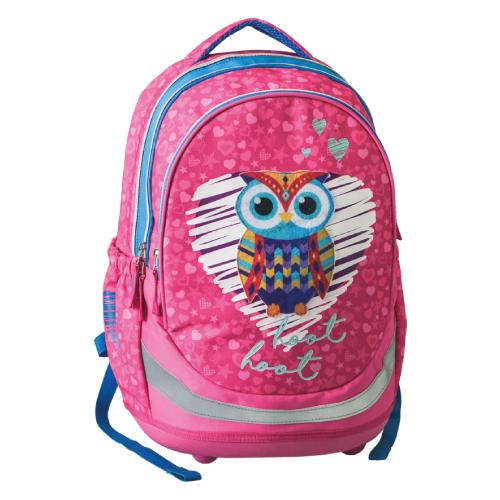 Školský batoh Seven Sazio, Owl
