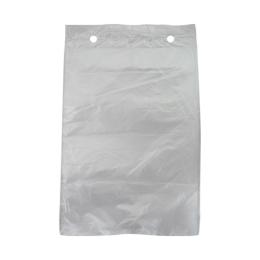 Vrecká mikroténové 30 x 40 cm 15 mic transparentné  50 ks
