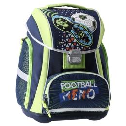 Školská taška Logic Play, Football Hero