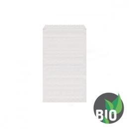 Lekárenské papierové vrecká biele 13 x 19 cm /2000ks/