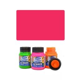 ACR Farba na textil 37ml, Fluorescent Pink 107