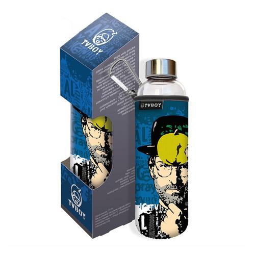 Fľaša na pitie EKO 550 ml - TV Boy Blue