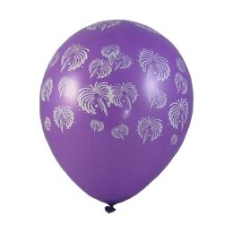"""Balóny nafukovacie ohňostroj """"L"""" /5ks/"""