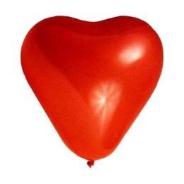 "Balóny nafukovacie srdce ""L"" (100 ks)"