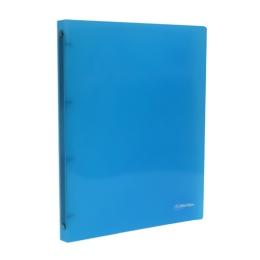 Poradač krúžkový PP (4-krúžkový) A4, modrý