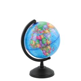Glóbus geografický - priemer 14,6 cm