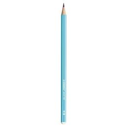 Ceruzka grafitová HB STABILO - sv. modrá