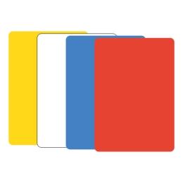 Modelovacia podložka na stôl A5 žltá