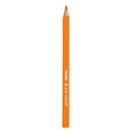 Pastelky MILAN MAXI šesťhranné 1 ks, oranžová