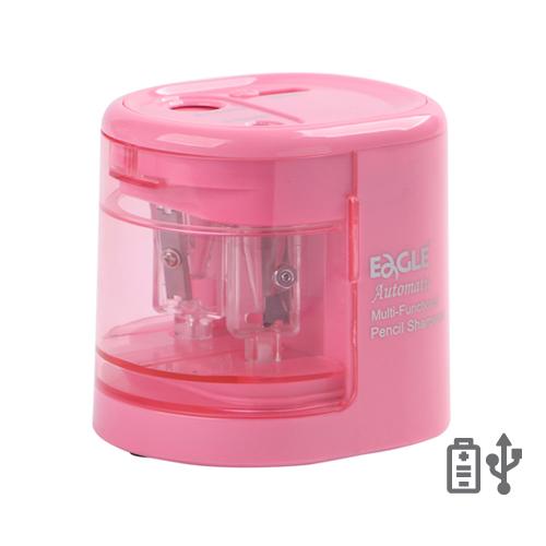 Strúhadlo elektrické 230V EAGLE EG-5161USB, ružové