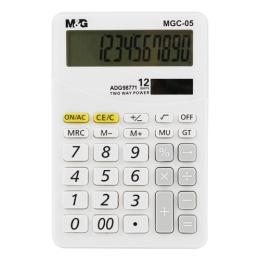 Kalkulačka M&G stolová MGC-05, 12-miestna