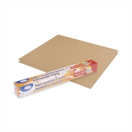 Papier na pečenie hárkový 38 x 42 cm [20 ks]