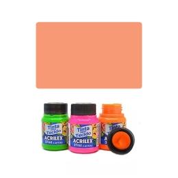 ACR Farba na textil 37ml, Salmon 518