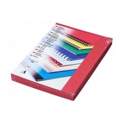 Kartónové dosky DELTA A4 červené