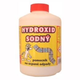 Hydroxid sodný čistič odpadov 1000 g