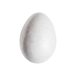 Vajíčka polystyrénové 9 cm, sada 10 ks