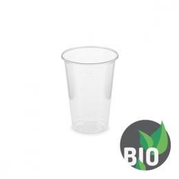 Pohár priehľadný 100 ml (CPLA BIO) 50 ks