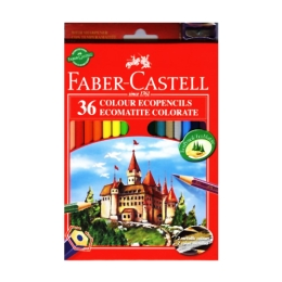 Pastelky Faber-Castell set 36 farieb